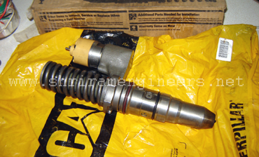 CATERPILLAR 3512 Fuel Injector